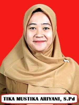 Tika Mustika Ariyani, S.Pd