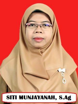 Siti Munjayanah, S.Ag