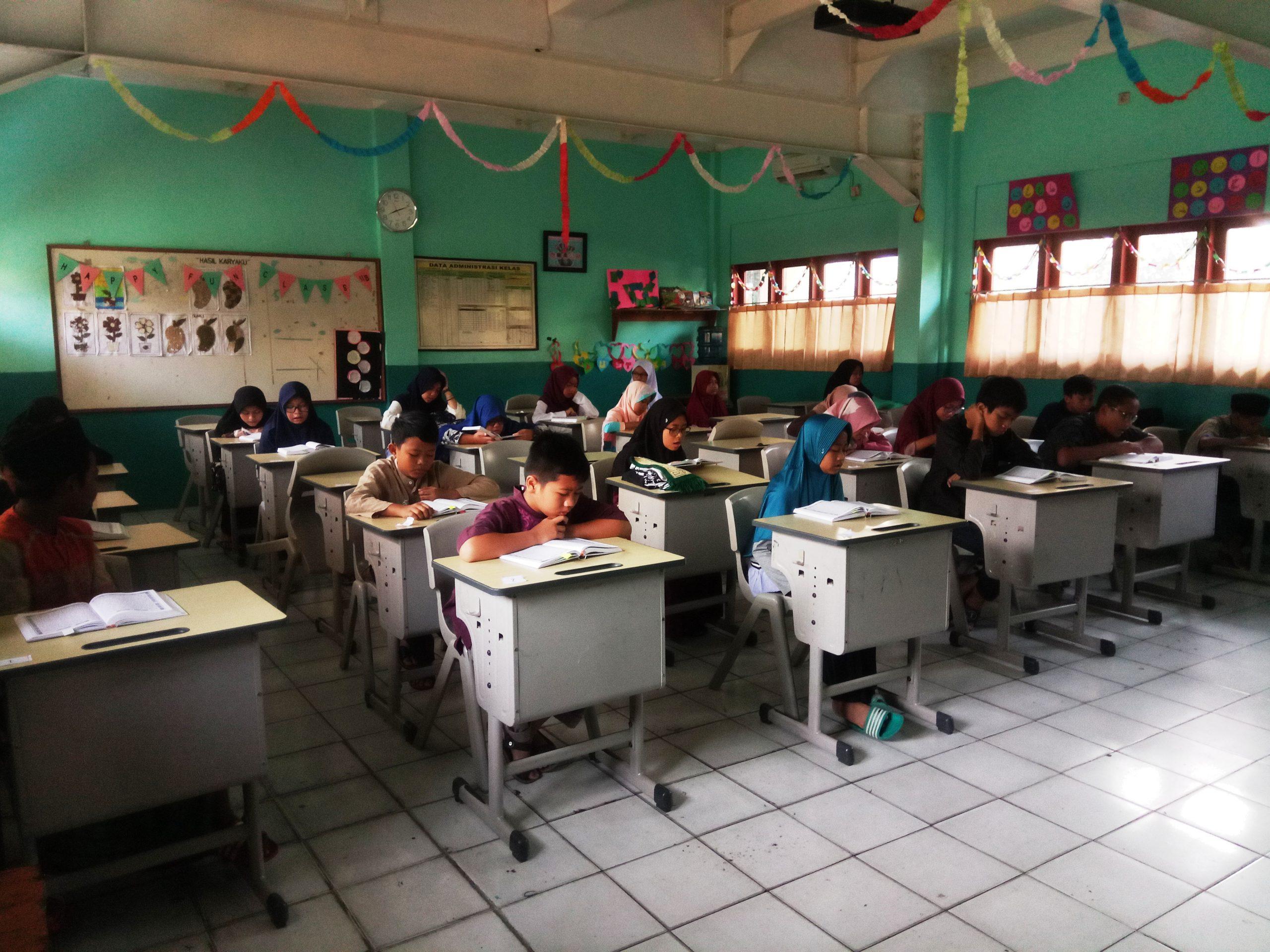 Cara Sukses Mengisi Nomor Ujian PAS Online SDI